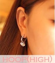 wholesale high-end hoop earring