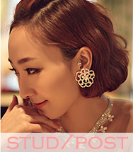 wholesale stud post earring